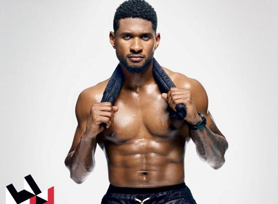 usher (mens health)