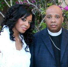 vanessa & rev run