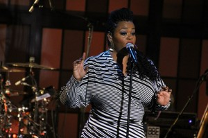 "Jill Scott and a long list of other iconic artists perform on the 3rd season of TV One's Lexus ""Verse and Flow."""