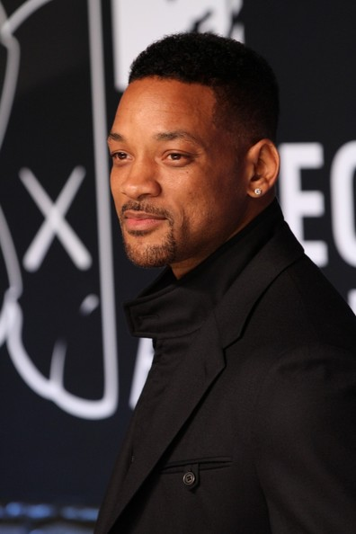 Will Smith attends the 2013 MTV Video Music Awards at the Barclays Center in the Brooklyn borough of New York City. (August 25, 2013)