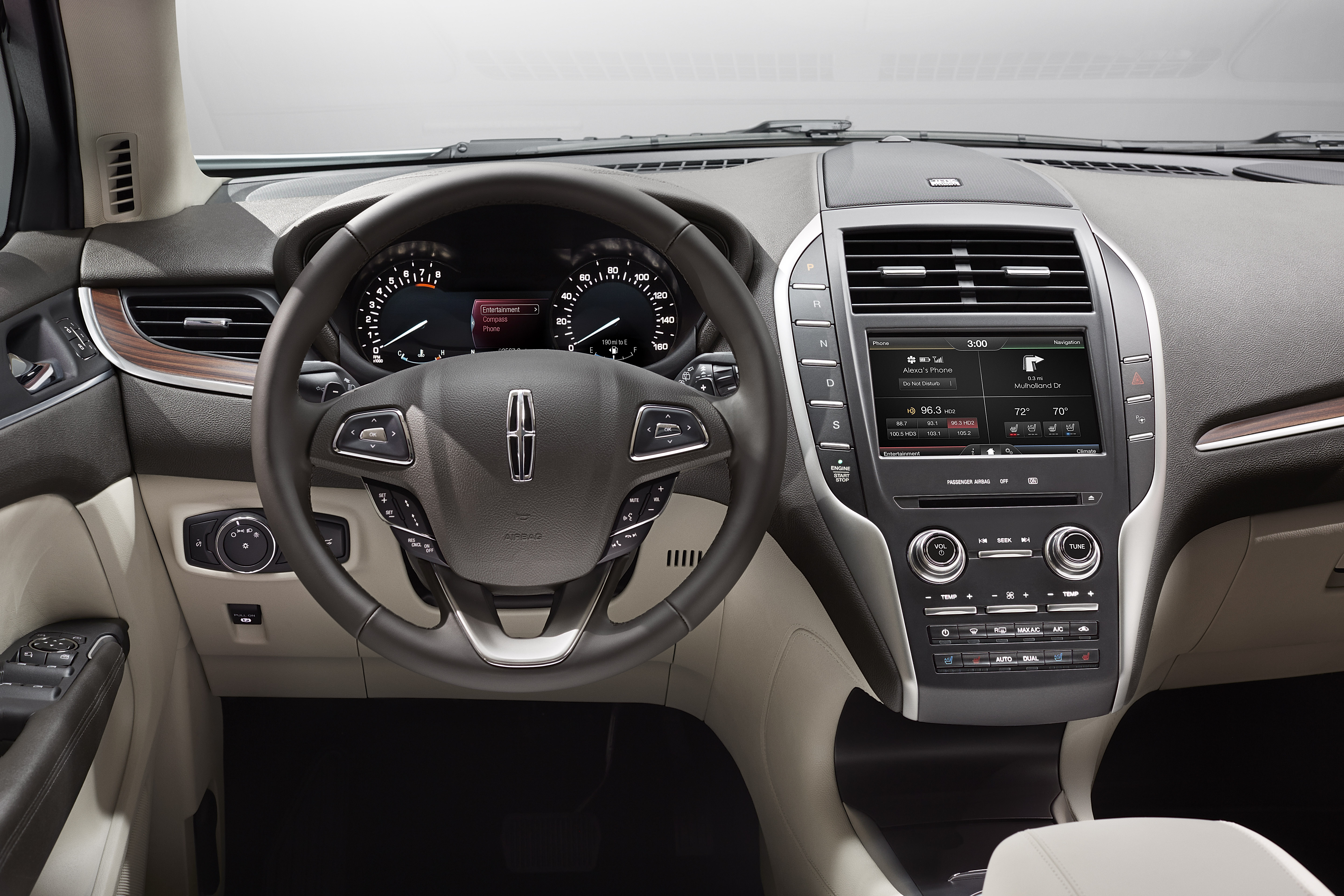 Lincoln motor company introduces sporty new 2015 mkc in for The lincoln motor company