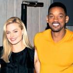 Will Smith, Margot Robbie Avoid Affair Talk in 'Focus' Presser