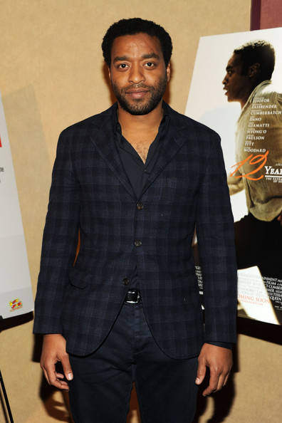 Actor Chiwetel Ejiofor attends the 2013 Variety Screening Series of '12 Years A Slave' at Chelsea Bow Tie Cinemas on November 21, 2013 in New York City