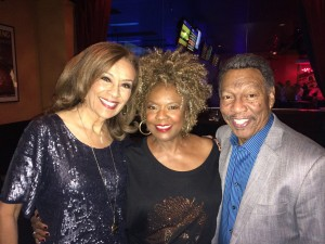 Marilyn McCoo, Thelma Houston, Billy Davis