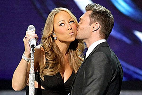 Mariah Carey & Ryan Seacrest
