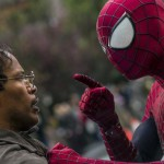 Jamie Foxx Talks Spidey's Lean Years on Electric Company