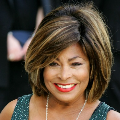 Singer Tina Turner is 74 today
