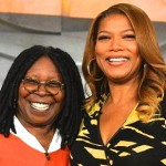 Whoopi Goldberg Talks Nudity on 'The Queen Latifah Show' (Preview)