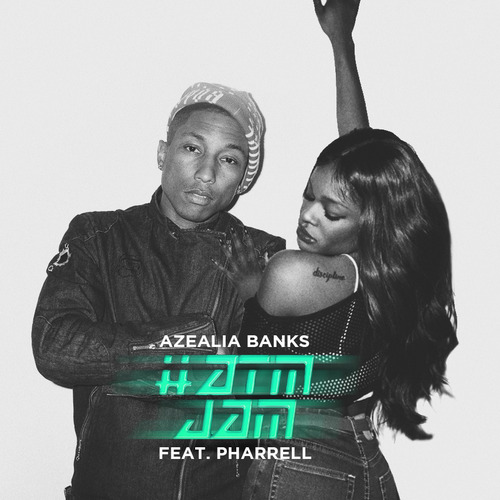 azealia banks pharrell