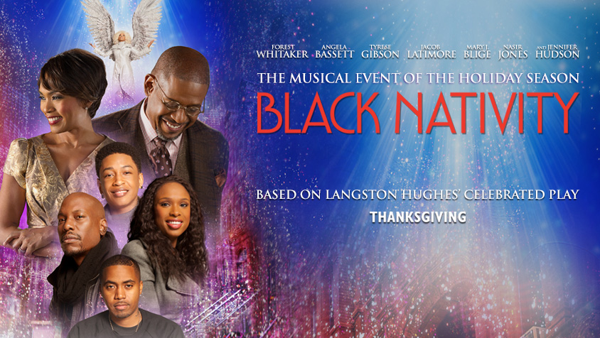 Black Nativity Film Poster