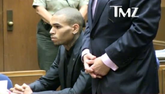 chris brown (in court 11-20-13)