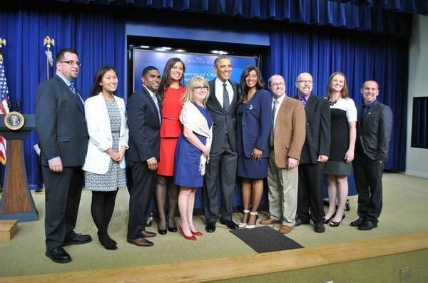 daphne obama & champions of change