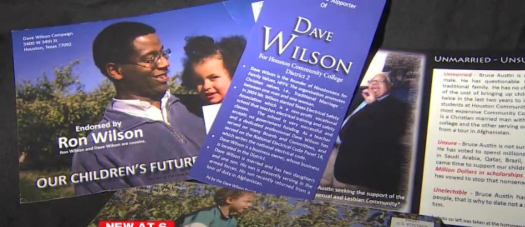 Dave Wilson's mailers