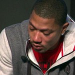 Chicago Bulls' Derrick Rose Out Indefinitely Due to 'Meniscus Tear' (Watch)