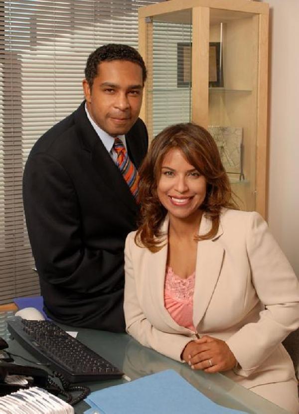 Dr. Brian Evans and Dr. Susan Evans
