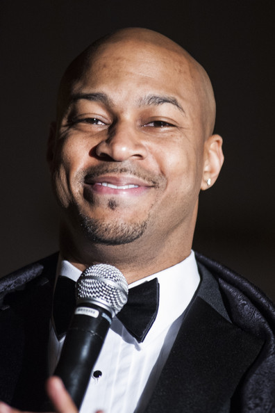 Finesse Mitchell speaks during The HBCU Inaugural Gala Ball at The Sphinx Club at Franklin Square on January 20, 2013 in Washington