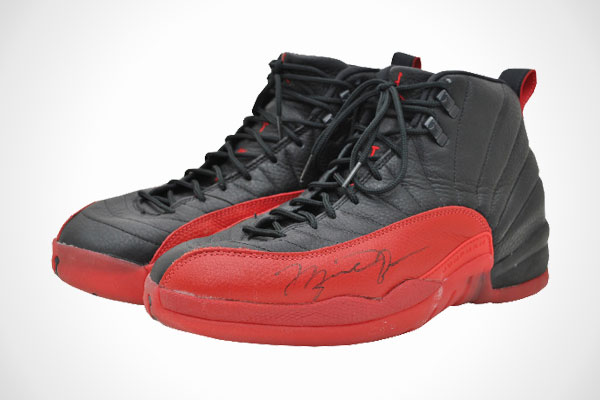 flu game shoes