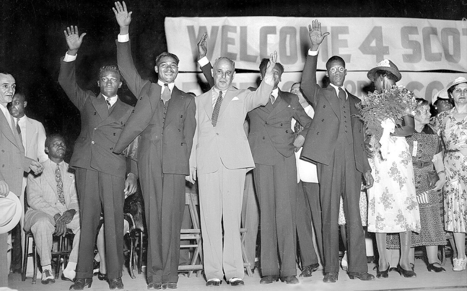 a history of the case of the scottsboro boys and their innocence The tragedy of the scottsboro boys  girl repeats story in scottsboro case news4-4  only plausible evidence proved their innocence,.