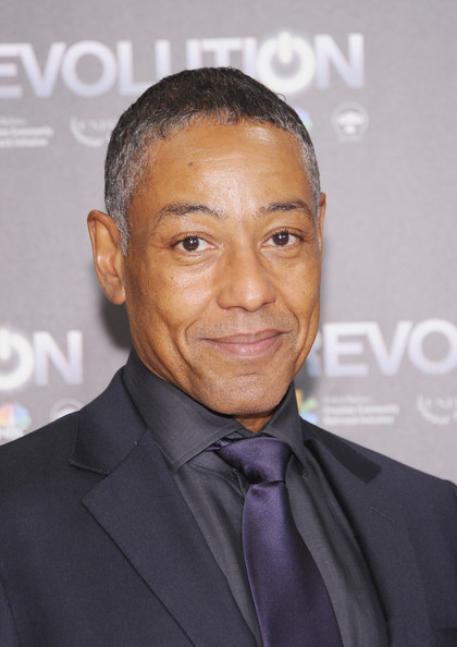 """Actor Giancarlo Esposito attends the """"Revolution: The Power of Entertainment"""" season two premiere at United Nations Headquarters on September 17, 2013 in New York City"""