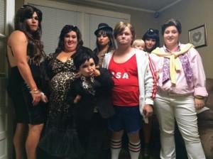 Honey Boo Boo and Family as the Kardashian Crew