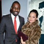 It's Official: Idris Elba Steps Out With His New Woman!