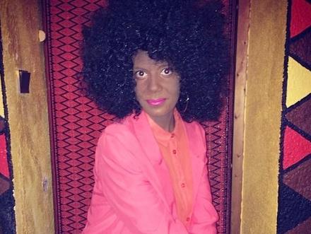 jeanne deroo - blackface