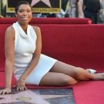 Jennifer Hudson Gets Star on Hollywood Walk Of Fame (Photos)