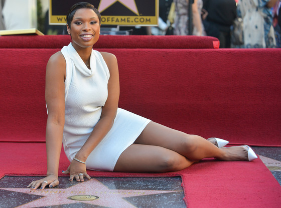 jennifer hudson - walk of fame