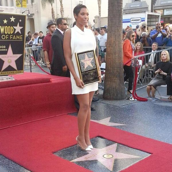 jennifer hudson - walk of fame1