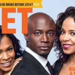 Taye Diggs, Sanaa Lathan, and Nia Long Grace The Latest cover of JET