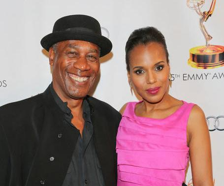 joe morton & kerry washington