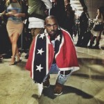 Kanye Addresses Confederate Flag – Selling it on Yeesus Tour (Watch)