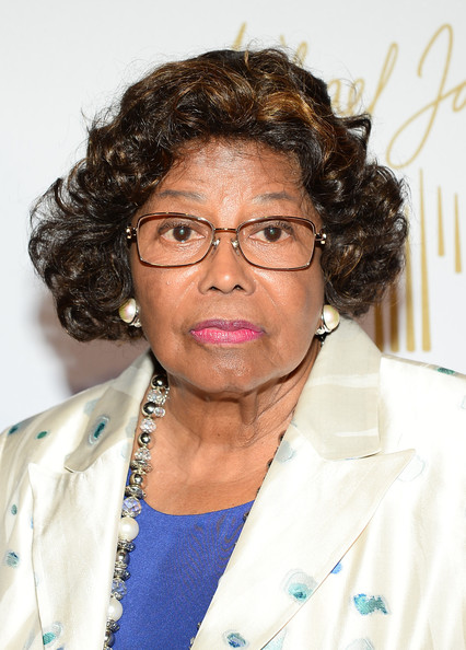 "Katherine Jackson arrives at the world premiere of ""Michael Jackson ONE by Cirque du Soleil"" at THEhotel at Mandalay Bay on June 29, 2013 in Las Vegas"