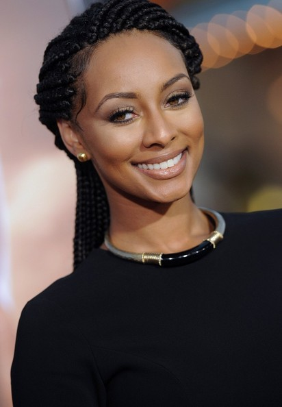 Singer Keri Hilson is 30 today