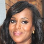 Kerry Washington Not Offended by Lesbian Rumors