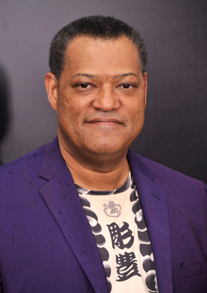 """Actor Laurence Fishburne attends the """"Man Of Steel"""" world premiere at Alice Tully Hall at Lincoln Center on June 10, 2013 in New York City"""