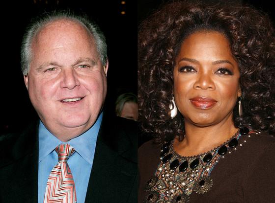 limbaugh & oprah