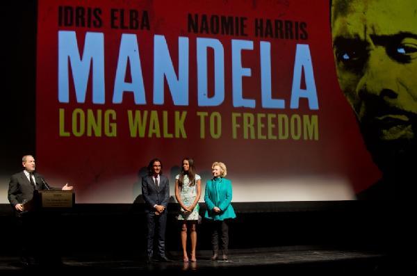mandela special screening event