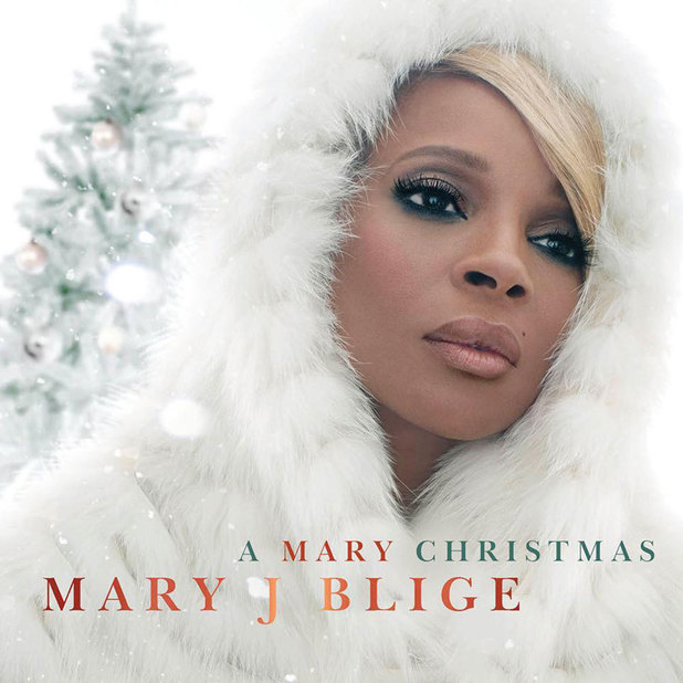 mary j blige, a mary christmas