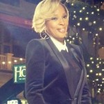 Tuesday Snaps: Toni Braxton, Mary J Blige At 'Christmas At the Grove'