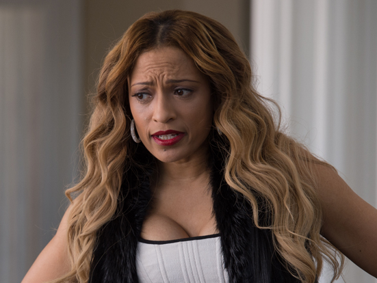 """Melissa De Sousa as Shelby in """"The Best Man Holiday"""""""
