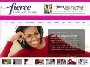 Michelle Obama, November Feature