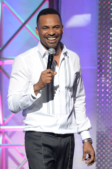 Comedian Mike Epps attends the Comedy Stage: Mike Epps during the 2013 BET Experience at Club Nokia on June 28, 2013 in Los Angeles