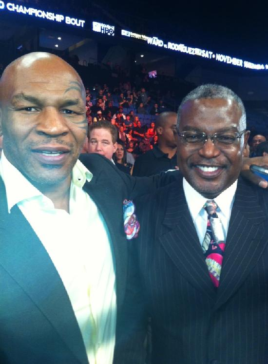 mike tyson & dr paul wallace