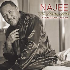 najee a musical love story (cover)