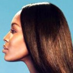 Naomi Campbell Selling Pic of Herself for Typhoon Relief
