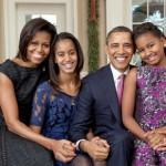 Mom & Pop Obama: No Social Media for Sasha
