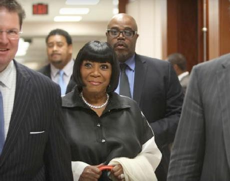patti labelle (houston trial)