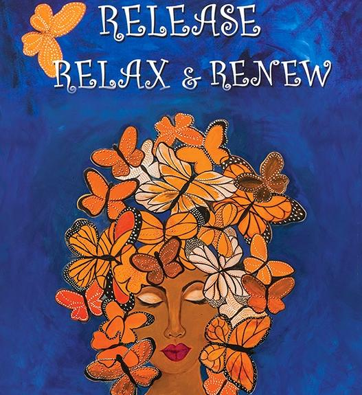 release relax renew