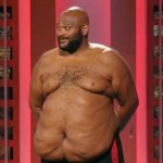 A Still Hefty Ruben Studdard Sent Packing from 'Biggest Loser' (Watch)